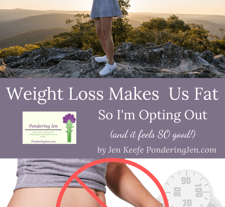 Weight Loss Makes you Gain Weight, Did you Know?