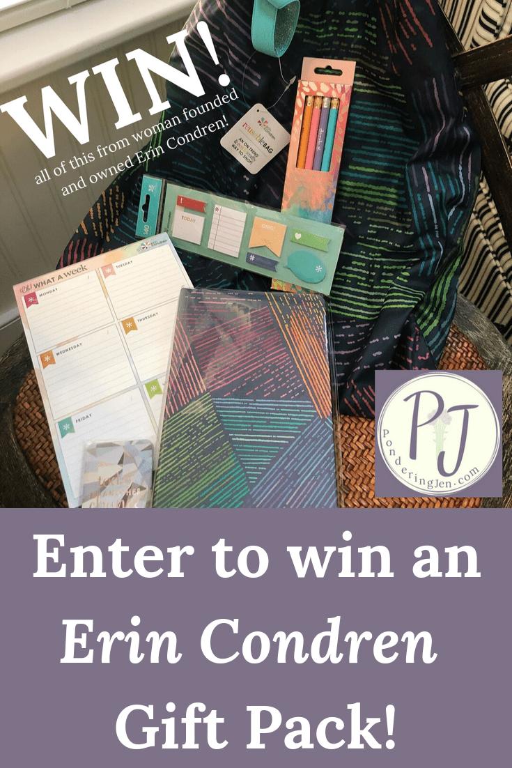 Enter to Win an Erin Condren Gift Set!