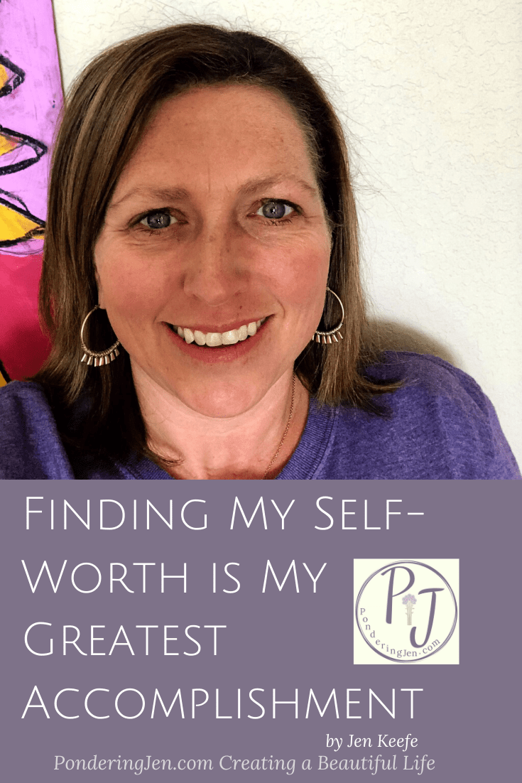 Finding My Self-Worth is My Greatest Accomplishment