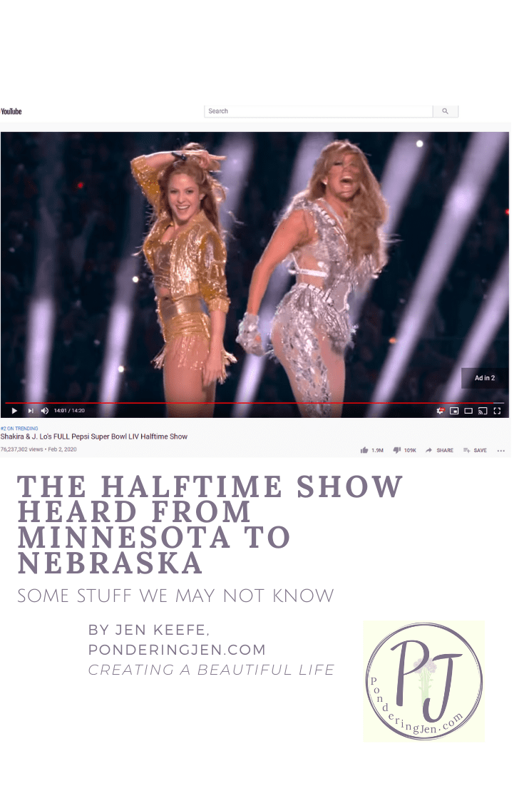 J.Lo and Shakira's Halftime Show: Some Stuff we May Not Know